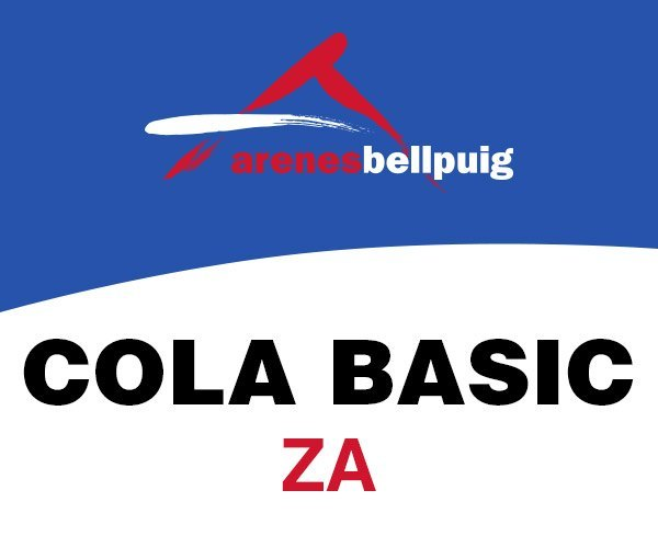 Morter cola basic ZA