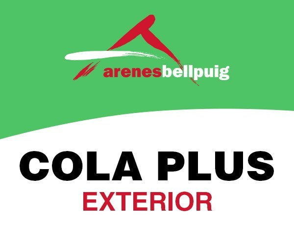 Morter cola plus exterior