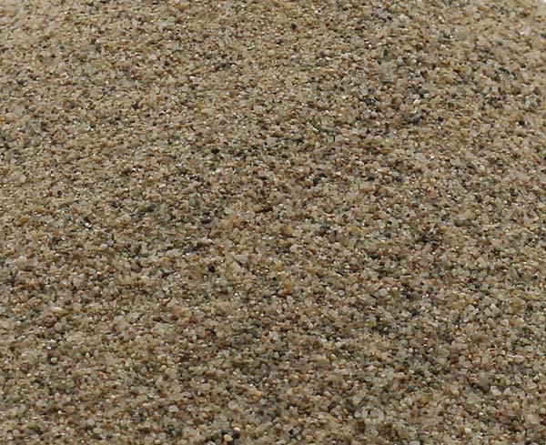 Arena natural rentada seca 0-0,8mm