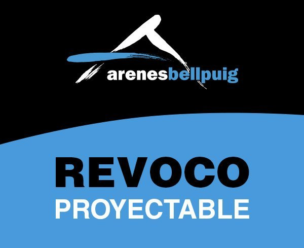 Morter de revoc projectable